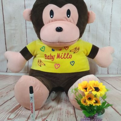 Boneka Baby Millo